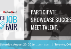 Get A Cool Tech Job with Hackernest! Shine at a Job Fair