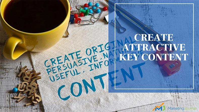 Create-Attractive-Key-Content