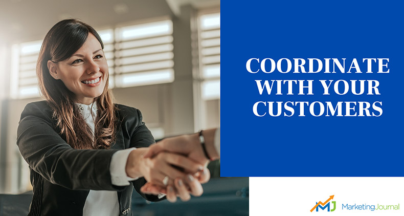 Coordinate-with-your-customers